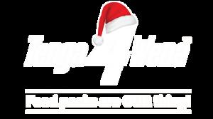 Tenga Christmas white